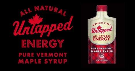 UnTapped selger flere energi produkter + noe tøy!