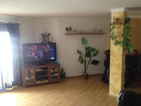 Stue og tv vinkel 2