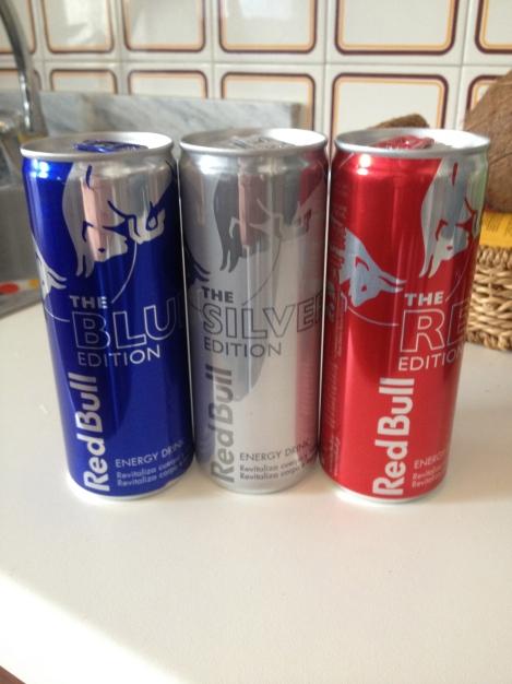 RedBull leverer også i Spania