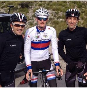 Fra en av mange treningsturer på Mallorca i vinter, et opphold jeg vil huske for alltid.