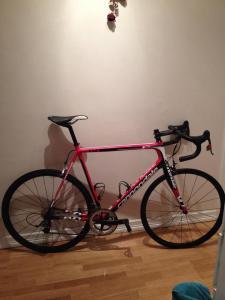 Takk til Unaas for gode hjul under helgens NC aldri hatt en sykkel som veier 6,8kilo før. føltes lett:)