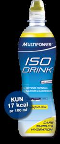 ISO får man også kjøpt ferdig blandet i diverse helsekost butikker i Norge.