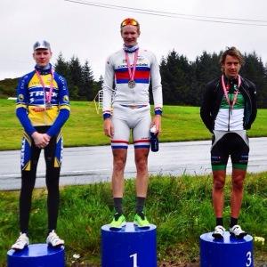 Slik så pallen ut i region mesterskapet på tempo 2014 hvor jeg vant for 4året på rad. Nr 2 ble Bjørnar Øverland fra bergen CK og Nr 3 Mikal Iden fra Åsane CK