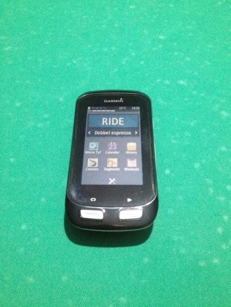 Oversikt over fart, puls, veier, stigningsprosent, temperatur osv osv.. En sykkel GPS er virkelig å anbefale.