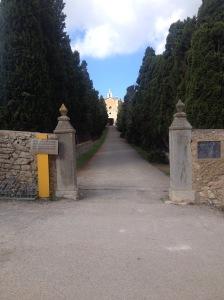 Her er Ermita de Betlem