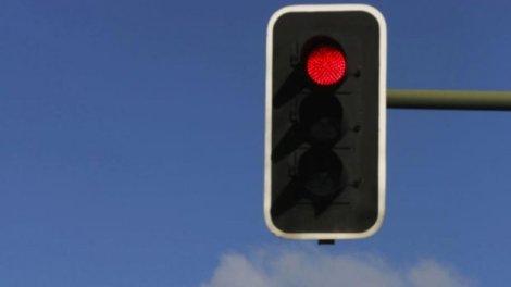 Rødt lys gjelder også oss på 2 hjul og pedaler...ta dere sammen