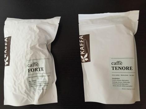 Disse er kjøpt på butikken Mocca kjent for å bli kåret til oslos beste kaffebar av New York times for en stund tilbake.
