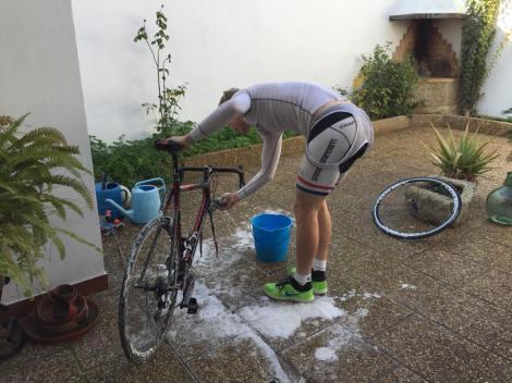 #5 Sykkelen er din kjære, behandl den med respekt, hold den vedlike og la den skinne.