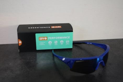 Nye sykkelbriller har jeg også fått, helt klart en ny favoritt sammen med mine rød Screw spy+ briller