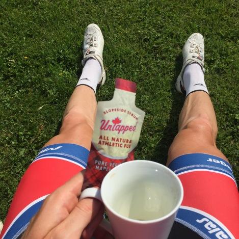 Jeg nyter det selv også, super godt til frokost men slettes ikke værst i solsteiken på trening heller :) Bestill her: Untapped Norge