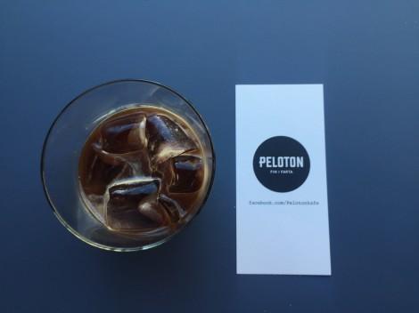 Anbefaler alle å ta turen innom Peloton også, gjerne når det er et sykkelritt på tv også! Det viser de nemlig samtidig som de gir deg utsøkt kaffe...vinn vinn liksom