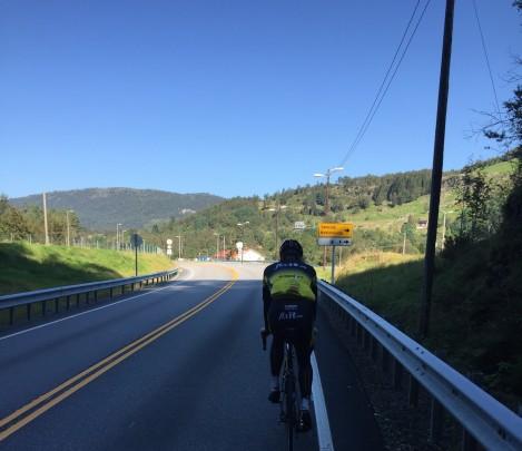 Filip er en jeg har lært mye av på sykkelsetet, sammen har vi også syklet mange fine turer på veier relativt ukjente for de fleste andre syklister i området!