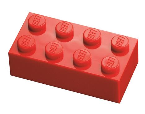 Ja en Legokloss ja, for hvor JÆVELIG vondt er det ikke å tråkke på en sånn? Det er jo seriøst det vondeste som fins i hele verden det...Så neste gang du har litt smerter, enten det er under intervaller eller du er kvinne å skal føde...tenk på hvor MYE vondere det er å trå på en Legokloss...