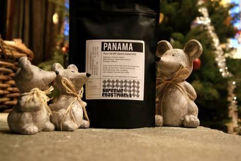 Her gir musemor bort et kaffeabonnement til sine musebarn.