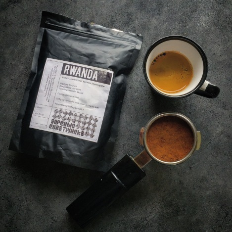 Frem mot rittet har jeg også fått kaffe fra www.postkaffe.no så oppladningen bør bli 100% perfekt.!