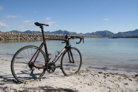 Jeg må også rette en stor takk til Dare bikes Norge, som har hjulpet meg med sykkel, den har allerede gitt suksess, håper dette bare er starten.